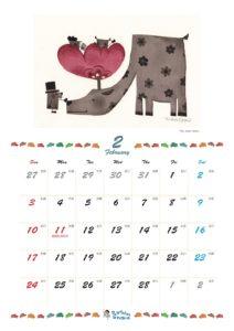 表紙_A3カレンダー2019_表紙 3